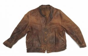 Einstein's jacket.