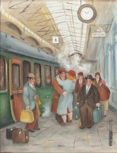 John Schwatschke - Morning at Heuston