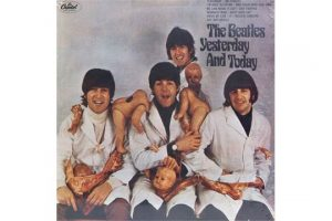 The Beatles - Yesterday and Today, the Butcher cover.