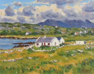 Fergal Flanagan - Ballinaboy, Connemara (300-500)