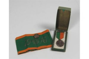 1916 Marrowbone Lane Combatants Medal 1916 Medal: An original 1916 Rising Combatants Service Medal