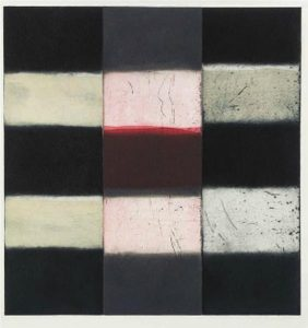 Sean Scully - Pink Robe, 2009.