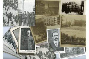 Postcards: Irish Political, 1916 - 22