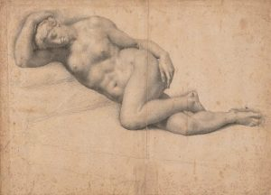 Daniele da Volterra (1509-1566) Dido reclining, asleep (£50,000-80,000) © Christie's Images Limited 2016
