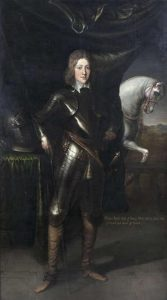 A portrait of Thomas Butler, Earl of Ossory attributed to Sir Anthony van Dyke (10,000-15,000)
