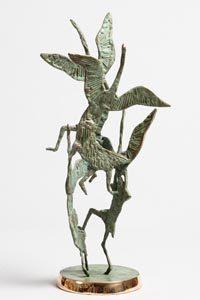 John Behan - Children of Lir (2,000-3,000)