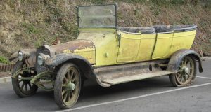 The 1914 Talbot Invincible
