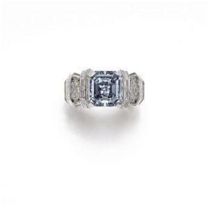 The 8.01 Sky Blue Diamond