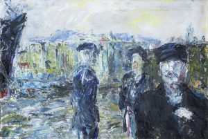 Jack B. Yeats - Water Front (£150,000-200,000)