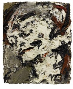 Frank Auerbach's Head of Gerda Boehm sold for £3.8m