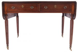 A Cork Regency sofa table (!,500-2,000)