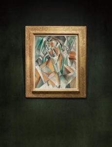 The most expensive lot at Sotheby's in 2016 was Picasso's Femme Assise