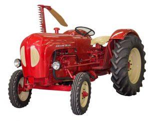 A Porsche diesel tractor (16,500-20,000)